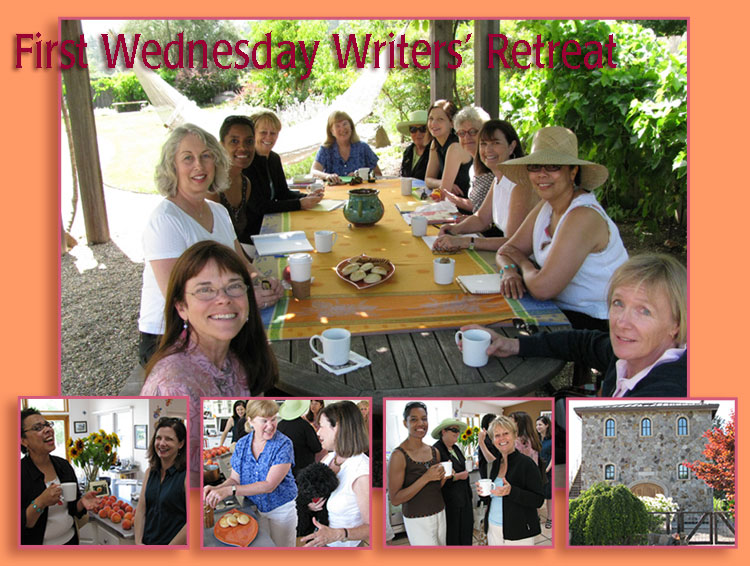 First Wednesday Writers' Retreat